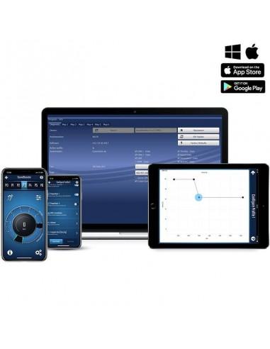 DMC 3 8PIN (USB, AUX, BLUETOOTH HANDSFREE) - AUDI / VW / SKODA / SEAT