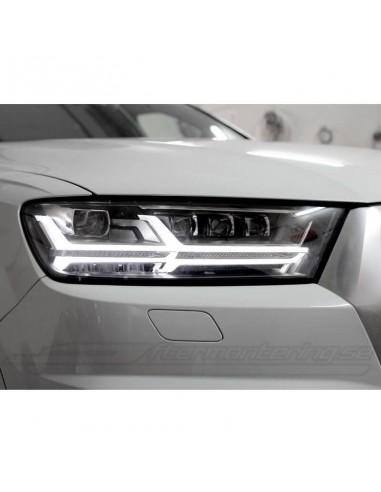 Full-LED strålkastare Audi Q7 4M...