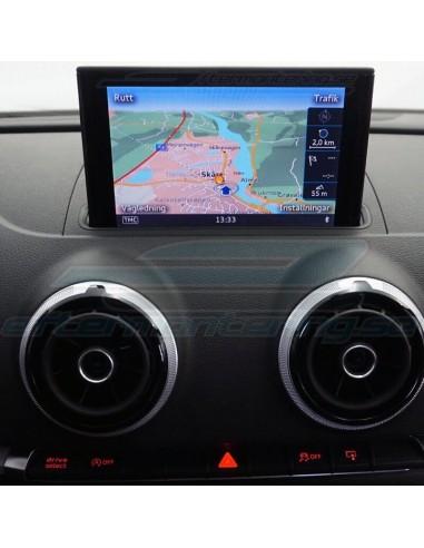 Soumatrix® högtalar-kit för uppgradering av Volkswagen Golf ljudsystem