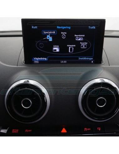 Soumatrix® högtalar-kit för uppgradering av Volkswagen Polo ljudsystem