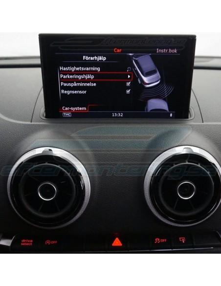 Soumatrix® ljud-system för VW Passat B6 & CC
