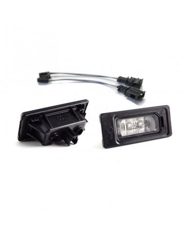 Original LED-regskyltsbelysning A4 /...
