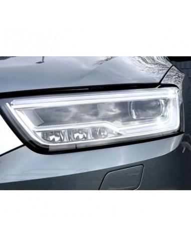LED strålkastare & DRL för Audi Q3 (8U)