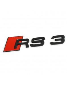 Svart RS3 bagage-emblem för...