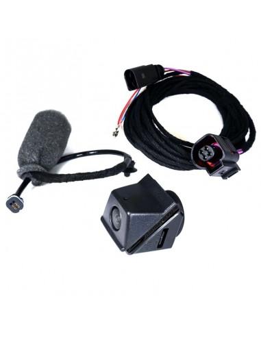 Integrerad backkamera för VW...