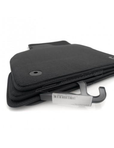 Textil-mattor för Audi A3 8P (Premium...