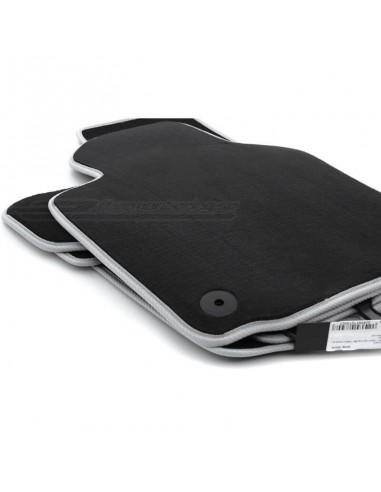 Tyg-mattor för Audi A4 & A5 S-line...