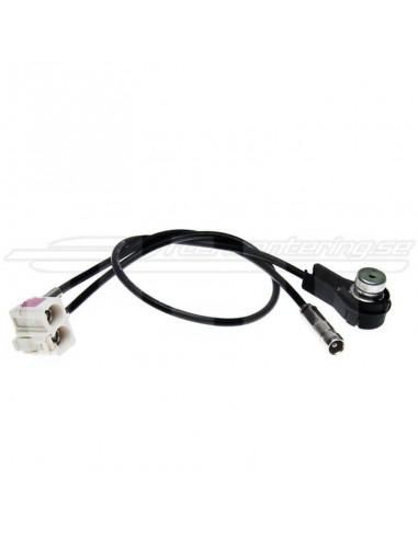 Antenn-adapter fakra till ISO...