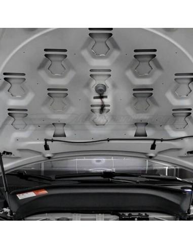 Stänkskydd för VW Polo 6R 2009 till 2014