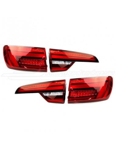 LED baklampor Audi A4 B9 (matris /...