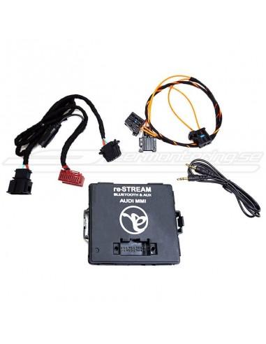 Bluetooth & AUX för Audi MMI -...