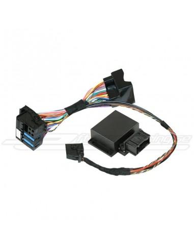 RNS-510 / MFD2 / RNS2 TV/DVD-spärr...