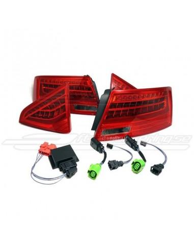 LED-baklyktor Audi A4 (B8) facelift