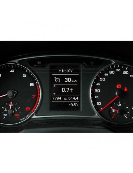 Profil-läges knappsats för Audi RS-ratt (Drive select)