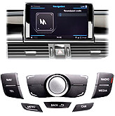 Audi MMI navigation plus CarPlay & Android Auto software / mjukvara