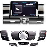 Audi MMI 3GP DVD-spärr avaktivering