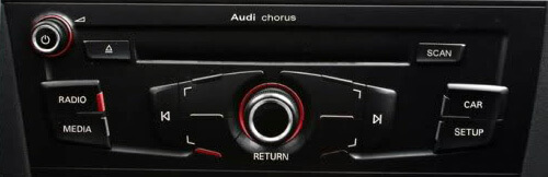 Audi A4 A5 Chorus 3 alternativ