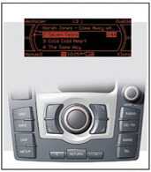 Audi MMI 2G Basic+ handsfree bluetooth