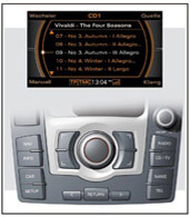 Audi MMI 2G High handsfree bluetooth