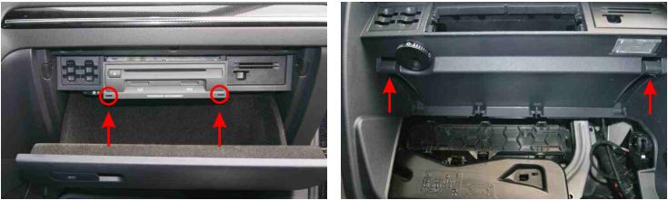 Eftermontering av backkamera i Volkswagen Golf 7