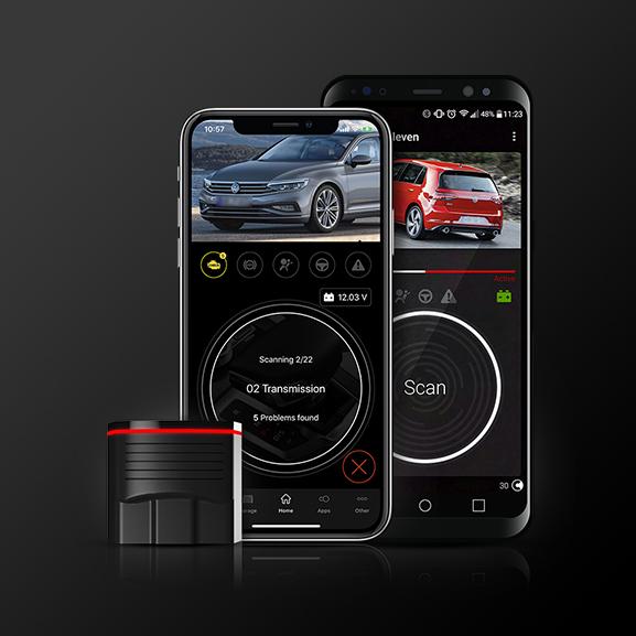 OBDeleven NextGen för iOS & Android Sverige