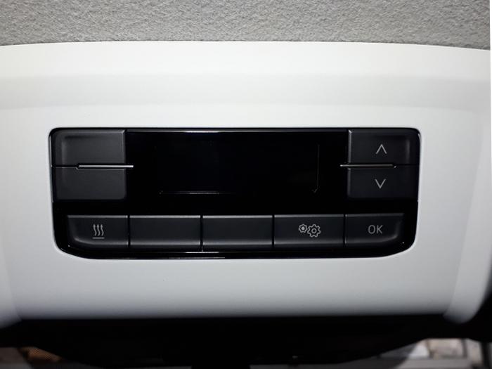 Volkswagen Transporter T6.1 styra värmare från mobil