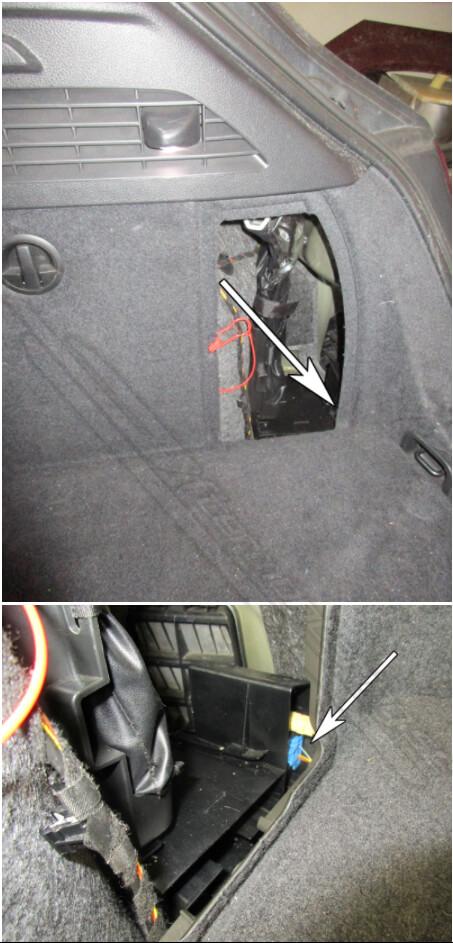 GSM / SMS / APP-styrning av Audi A3 parkeringsvärmare / dieselvärmare