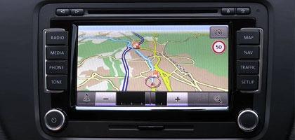 koppla in GPS