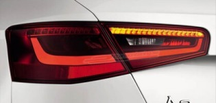 Installera dynamisk blinkers Audi/VW