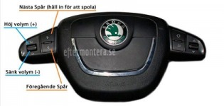 Skoda bluetooth reSTREAM